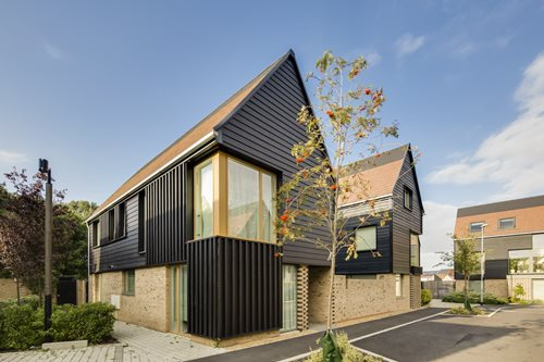 James Hardie featured in the Government's new National Design Guide