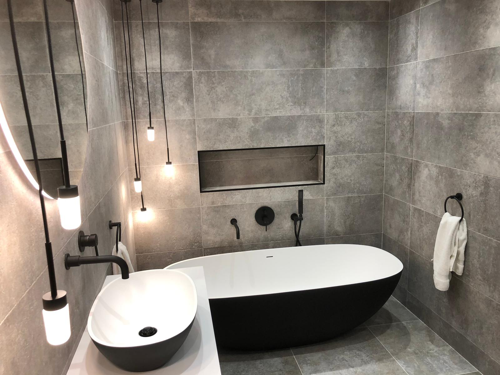 HardieBacker®: The perfect partner for luxury bathroom finishes!