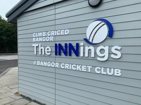 HardiePlank®: Bangor Cricket Club gets a new home!