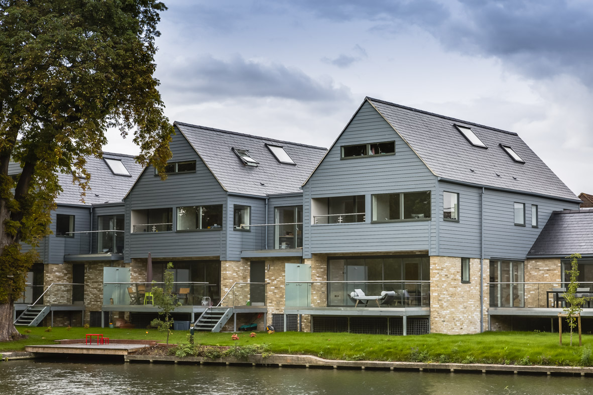 HardiePlank®: Waters Lane, Cambridge