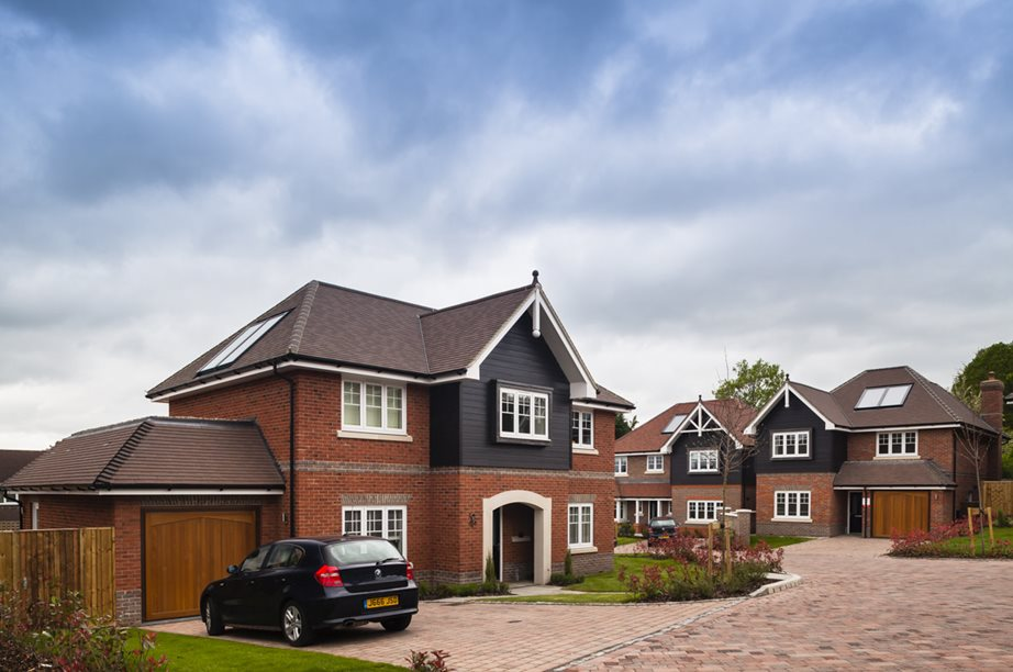 HardiePlank®: Beech Tree Close built by Shanly Homes