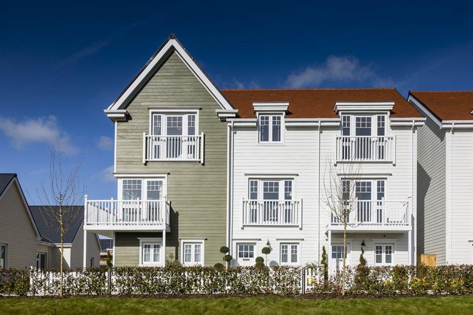 HardiePlank®: Leading design change in Berkshire
